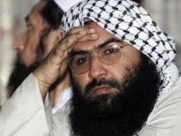 FILE photo: Maulana Masood Azhar in Islamabad. New Delhi: India has slammed Pakistan for allowing terrorist Masood Azhar, accused of planning the brazen ... - Maulana_Masood_Azhar_Reuters_360x270