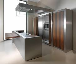 Stainless Steel Kitchen Designs 30 Stainless Steel Modern Kitchen Ideas Stainless Steel Cabinet