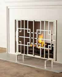 Modern Fireplace Screen  EBayModern Fireplace Screens