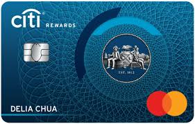 citi rewards card best miles card for