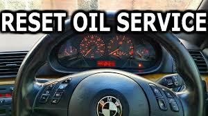 Bmw E46 Oil Inspection Service Light Reset Bmw E46 Oil Inspection Service Light Reset