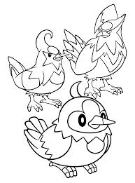 Pokemon Staravia