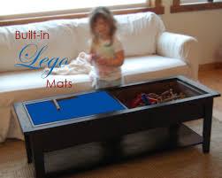 ana white lego table