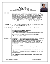 Resume Writing Services Canada Resume Template Sample