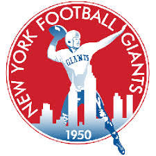 New York Giants Primary Logo | Sports Logo History