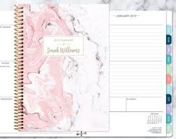 Student Daily Planner Student Planner Etsy