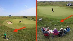 The Open Championship's diabolical drop ...