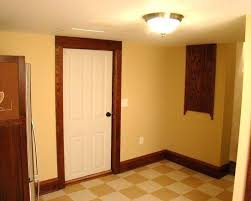 white door with wood trim white french door with wood trim