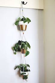 Peaceably Diy Hanging Planters Hanging Planter Ideas in Indoor Hanging  Plants