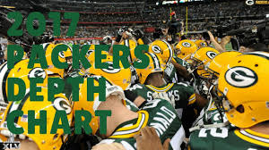 Packers Depth Chart 2017 2017 Green Bay Packers Depth Chart Offense And Defense Review And Thoughts