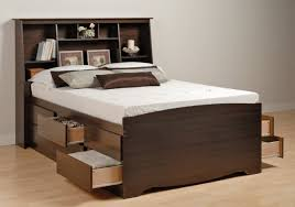 bed with drawers under.  Drawers Single Bunk Bed With Desk Queen Frame Storage Underneath  Base And Drawers Under G