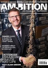 Ambition Issue 25 (Nov/Dec 2017) by NI Chamber of Commerce and ...