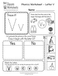 These free worksheets are printable and designed to accommodate any lesson plan for reading that includes phonics. Preschool Phonics Worksheets Learning Beginning Sounds From A To Z
