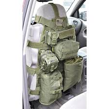 smittybilt g e a r bucket seat cover olive drab