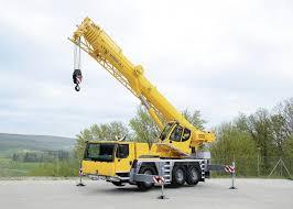 70 Ton Liebherr Crane Astro Crane