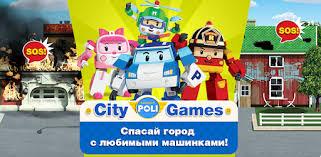<b>Робокар Поли</b> Спасатели! Детские Игры для Мальчиков ...