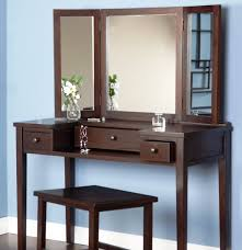 makeup vanity table and chair set