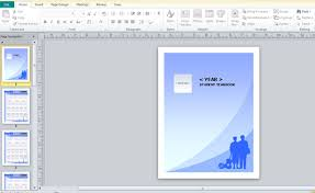 Microsoft Publisher Book Template Yearbook Publisher For Microsoft