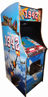 1942 Arcade Cabinet Mame Arcade Machine For Sale