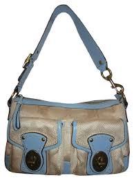Coach Leather Shoulder Bag ...