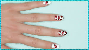 Lips Nail Art How To   ASOS Nails Tutorial - YouTube