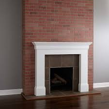 painting a brick fireplace the home depot blog rh blog homedepot com painted brick fireplace makeover painted brick fireplace before and after