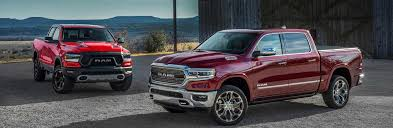 What Are the Bed Lengths of the 2019 Ram 1500?