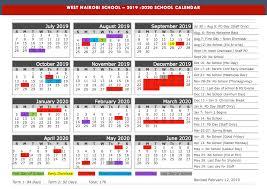 Calendar West Nairobi Schoolwest Nairobi School