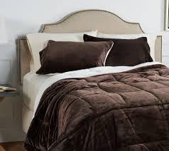 Berkshire Queen Velvet Soft Reverse to Sherpa Comforter Set - Page 1   QVC.com