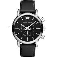 "men s emporio armani chronograph watch ar1733 watch shop comâ""¢ mens emporio armani chronograph watch ar1733"