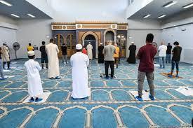 """تم شرح معنى """"عيد مبارك"""" حيث يشير المسلمون إلى عيد الأضحى اليوم"""