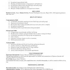 Resume Free Template Download Best Of Skill Based Resume Example Present Day See Cv Sample Skills Project