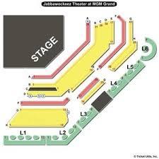 Mgm Grand Seating Chart Jabbawockeez Best Picture Of Chart