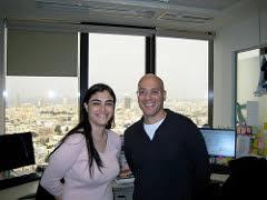 google office israel. eyal from google israel tel aviv office