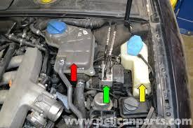 audi a4 b6 brake pressure sensor replacement (2002 2008) pelican 2003 Audi RS6 Engine at 2003 Audi Rs6 Abs Wiring Diagram