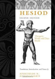 Amazon Rhesus Chart Hesiod Theogony Works And Days Shield 0801879841
