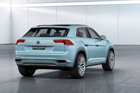 volkswagen new car releaseVolkswagen Cross Coupe GTE Concept Preview  JD Power Cars