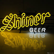 Shiner Neon Light 2019 New High Life Neon Beer Sign Bar Sign Real Glass Neon Light Beer Sign New Shiner Beer Texas Handmade Neon 24x20 From Hindas 185 93 Dhgate Com