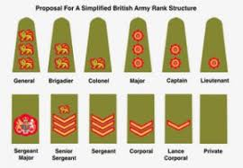 Army Ranking System Chart Is It Time For A New Military Rank Structure Wavell Room