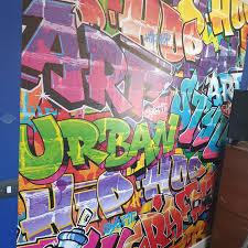 graffiti wall mural spraypainted