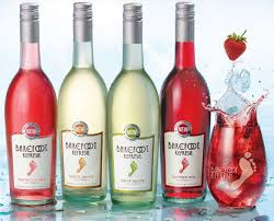 best wine cooler type drinks brands beverages barefoot refresh ice  understatement it