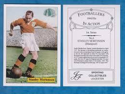Blackpool Stan Mortensen England 6