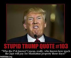 Stupid Trump Quotes Simple Motivational Political Quotes Inspirational Donald Trump Racist