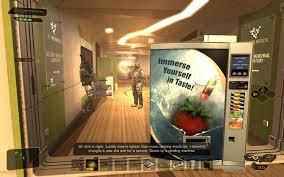 Deus Ex Death By Vending Machine Amazing Deus Ex Human Revolution In An Age