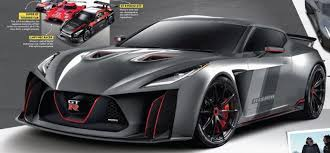 Nissan : 2018 GT RR36 Skyline Release Date And Specs