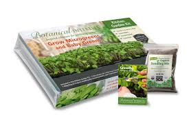 Herb Kitchen Garden Kit Win This Kitchen Garden Kit From Botanical Interests
