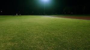 grass field at night. Free Stock Photo Of Landscape, People, Lights, Night Grass Field At