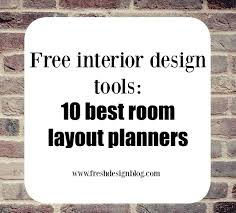 Small Picture 10 of the best free online room layout planner tools
