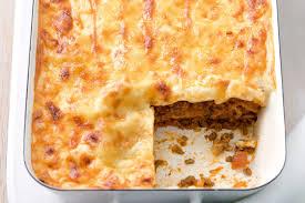 Classic Lasagne Cheesy Beef Lasagne