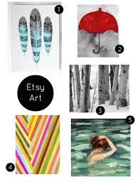 Etsy Art Treasure Hunting Tuesday Etsy Art